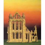 Whitby Abbey by David Calrow